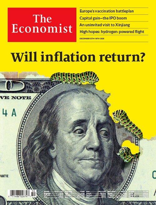 The Economist (주간 영국판): 2020년 12월 12일
