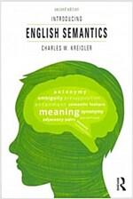 Introducing English Semantics (Paperback, 2 New edition)