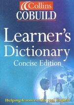 Collins Cobuild Learner's Dictionary (Paperback) (Paperback)