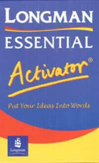 Longman Essential Activator : Put Your Ideas into Words (Paperback, New ed)