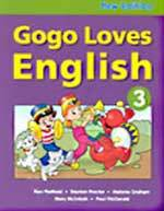 Gogo Loves English 3 (Student Book)