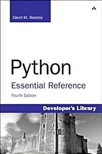 Python Essential Reference (Paperback, 4)