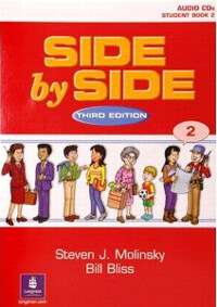 Side by Side 2 Student Book 2 Audio CDs (7) (Other, Revised)