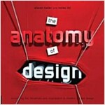 The Anatomy of Design: Uncovering the Influences and Inspiration in Modern Graphic Design (Paperback)