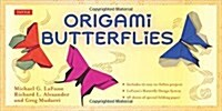 Origami Butterflies Kit: Kit Includes 2 Origami Books, 12 Fun Projects, 98 Origami Papers and Instructional DVD: Great for Both Kids and Adults [With (Other)