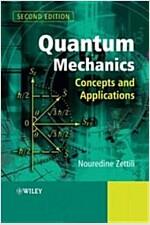 Quantum Mechanics: Concepts and Applications (Paperback, 2, Revised)
