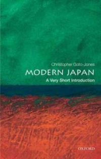 Modern Japan: A Very Short Introduction (Paperback)