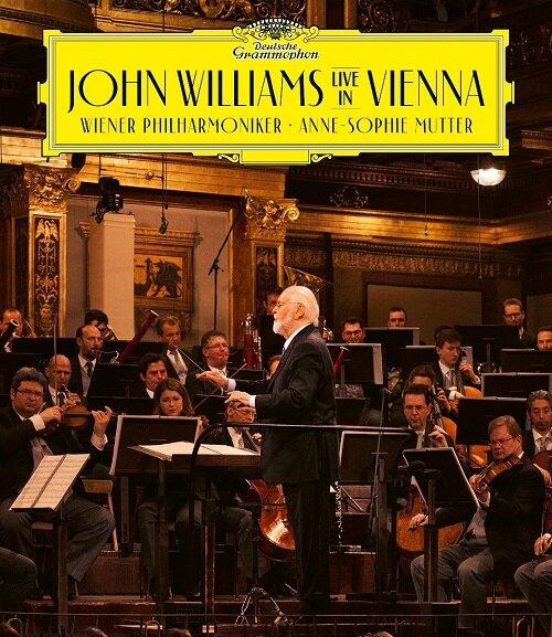 [수입] [블루레이] 존 윌리엄스 - 비엔나
