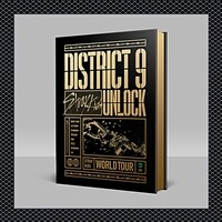 스트레이 키즈 - Stray Kids World Tour 'District 9 : Unlock' in SEOUL DVD (2disc)