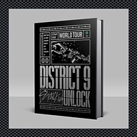 [블루레이] 스트레이 키즈 - Stray Kids World Tour 'District 9 : Unlock' in SEOUL BLU-RAY (2disc)