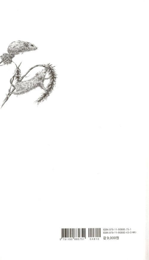 쥐와 굴 : 배수연 시집