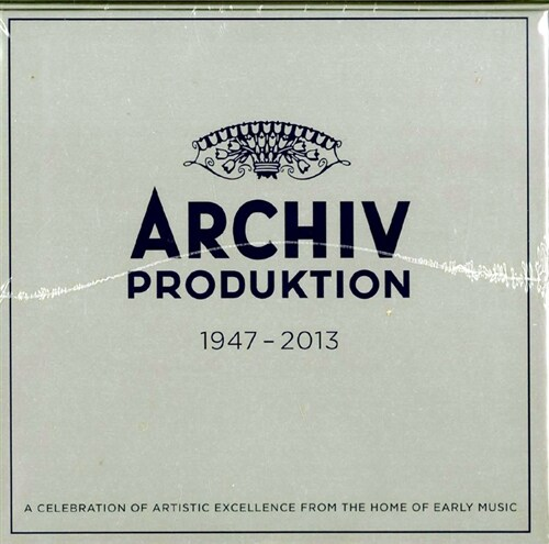 [수입] 아르히프 1947-2013 [55CD 한정반, 국내 200세트 한정수입]