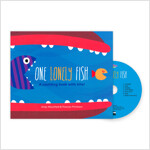 Pictory Set IT-27 / One Lonely Fish (Boardbook + Audio CD)
