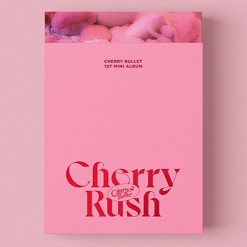 [중고] 체리블렛 - 미니 1집 Cherry Rush