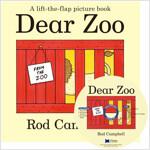 노부영 송 애니메이션 세이펜 Dear Zoo (Paperback + Hybrid CD )
