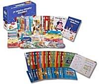 [노부영WWR] Wishy Washy Readers 36종 Workbook Full Set (Paperback 36권 + Workbook 36권 + Audio CD 36장 + Guidebook)