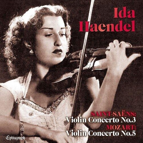 [수입] 생상스: 바이올린 협주곡 3번 / 모차르트: 바이올린 협주곡 5번 [UHQCD]