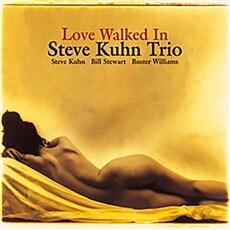 [수입] Steve Kuhn Trio - Love Walked In [180g LP][Limited Edition]