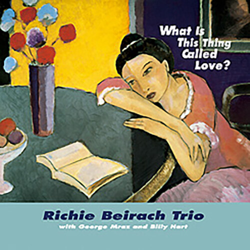 [수입] Richie Beirach Trio - What Is This Thing Called Love? [180g LP][Limited Edition]