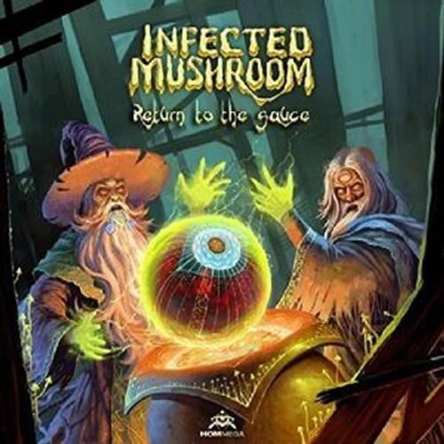 [중고] Infected Mushroom - Return To The Sauce (CD)