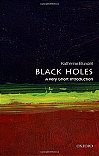 Black Holes: A Very Short Introduction (Paperback)