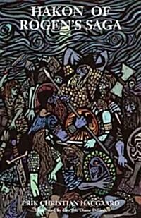 Hakon of Rogens Saga (Paperback)