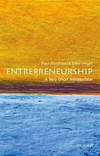 Entrepreneurship: A Very Short Introduction (Paperback)