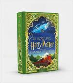 Harry Potter and the Chamber of Secrets, Volume 2 (Hardcover, Minalima Edition)