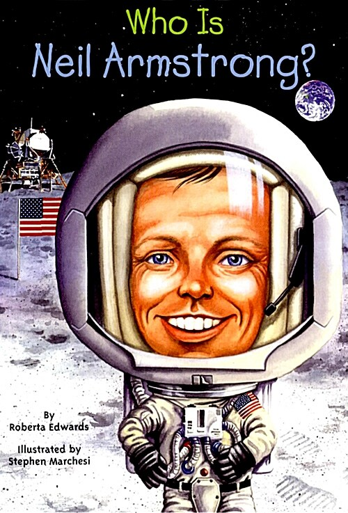 Who Was Neil Armstrong? (Paperback)
