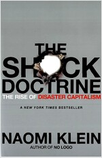 [중고] The Shock Doctrine: The Rise of Disaster Capitalism (Paperback)