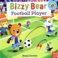 Bizzy Bear: Football Player (Board Book)