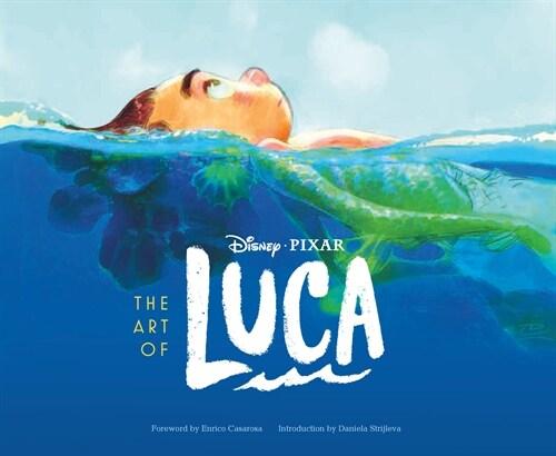 The Art of Luca (Hardcover)
