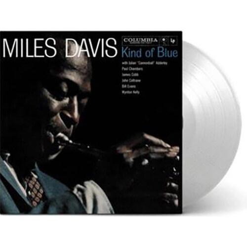 [수입] Miles Davis - Kind Of Blue [Clear LP]