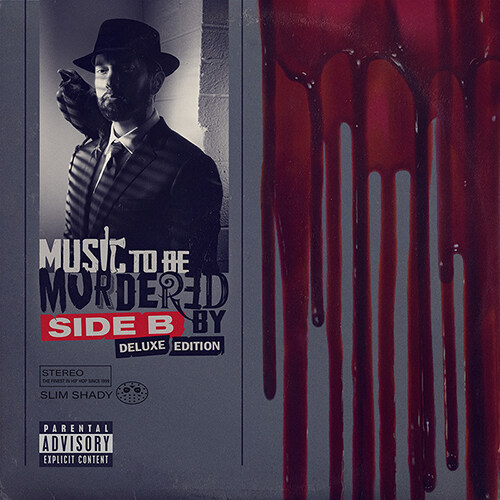 Eminem - 정규 11집 Music To Be Murdered By : Side B [Deluxe Edition][2CD]