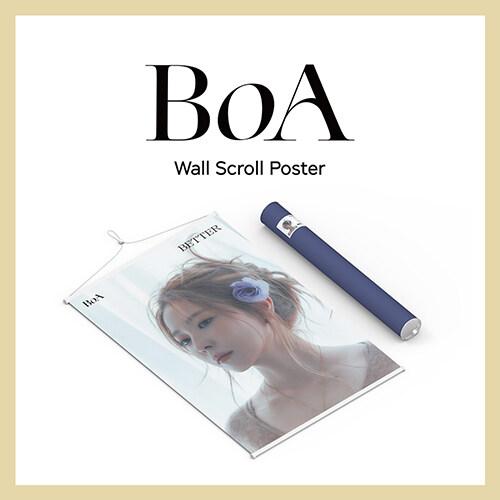 [굿즈] 보아 - Wall Scroll Poster