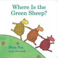 Where Is the Green Sheep? (Board Books)