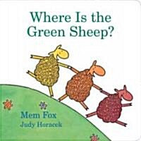 Where Is the Green Sheep? (Board Books)
