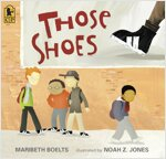 Those Shoes (Paperback, Reprint)
