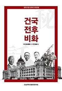 건국 전후 비화(秘話) : 정부수립 전·후의 국민운동