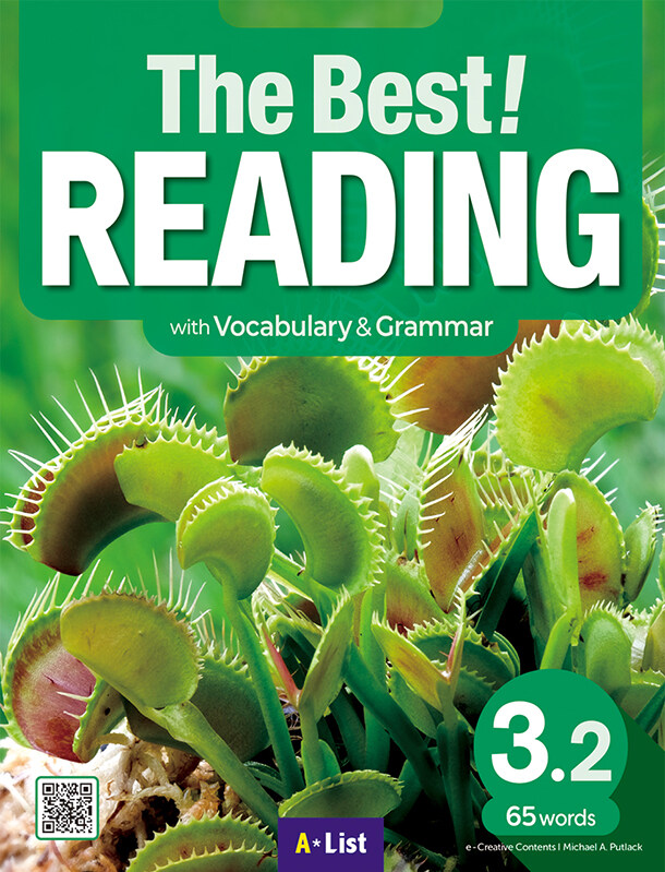The Best Reading 3.2 (Student Book + Workbook + Word/Sentence Note)