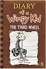 Diary of a Wimpy Kid 07. The Third Wheel (Paperback,영국판)