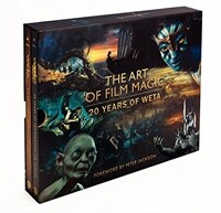 The Art of Film Magic: 20 Years of Weta (Hardcover)