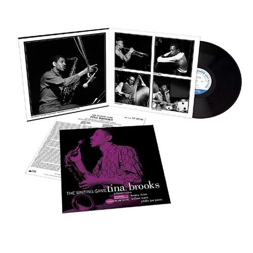 [수입] Tina Brooks - The Waiting Game [180g LP][Limited Edition][Gatefold]