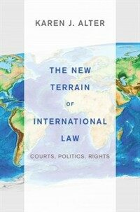 The new terrain of international law : courts, politics, rights
