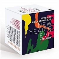 [수입] [블루레이] 베를린 필 송년음악회 - 20년의 갈라 콘서트 [20BDs]