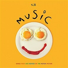 [수입] Sia - Music : Songs From And Inspired By The Motion Picture