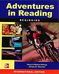 Adventures in Reading Beginning : Students Book (Color Edition, Paperback)