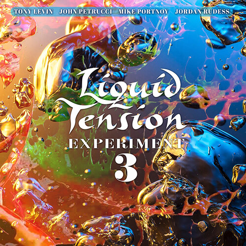 Liquid Tension Experiment - Liquid Tension Experiment 3 [2CD Deluxe Edition]