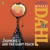 James and the Giant Peach (CD-Audio, Unabridged ed)