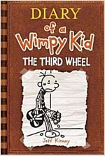 Diary of a Wimpy Kid #07 : The Third Wheel (Paperback,International)